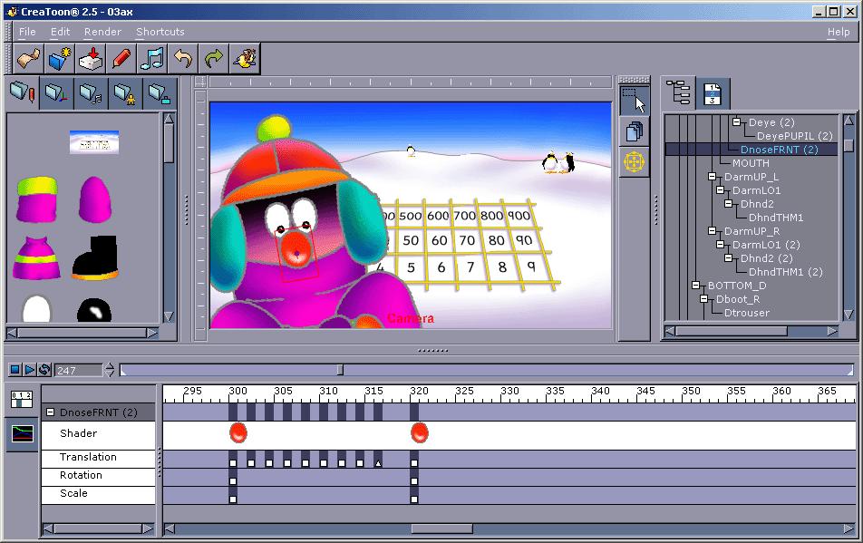 Как сделать мультик на компьютере без программ