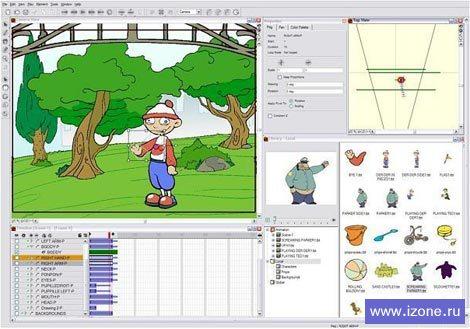 Скачать программы для создания мультиков и видео